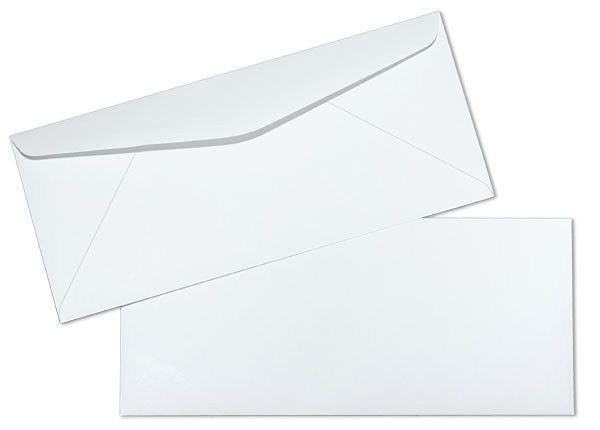 10 24lb White Cougar Opaque Smooth Regular | Commercial Envelopes ...