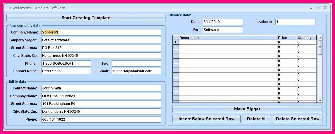 9 address book template excel