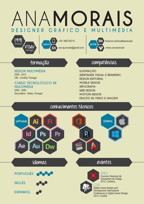 243 best Resume ideas images on Pinterest | Cv design, Resume ...