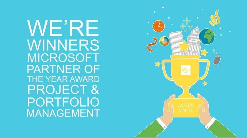 CPS named Microsoft Project and Portfolio Management Award Winner ...