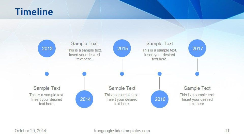 Presentation Templates Timeline - Pet-Land.info