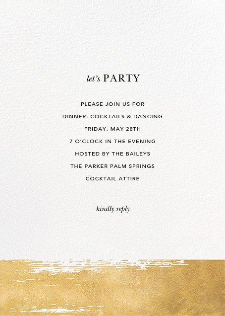 Invitations - Paperless Post