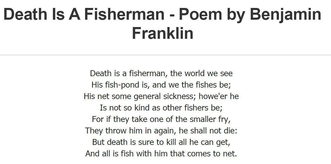 Death Is A Fisherman by Joselin Alvarado & Natalia Mansilla ...
