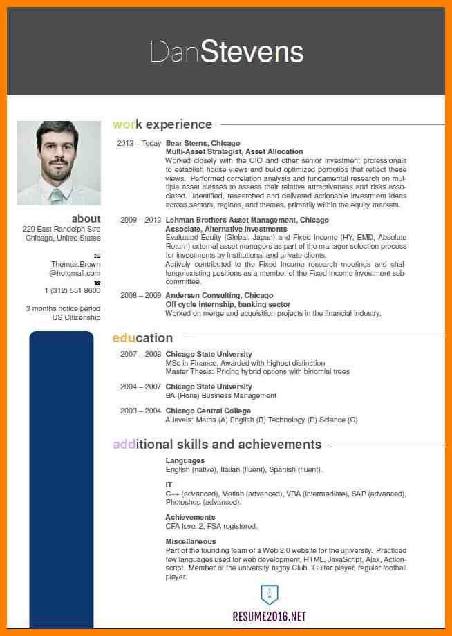 resume format job application letter format template latest resume ...