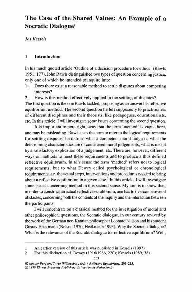 Dialogue Essay Sample Pmr | Docoments Ojazlink