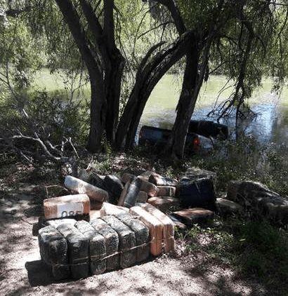 Rio Grande Valley Border Patrol agents seize over a ton of ...