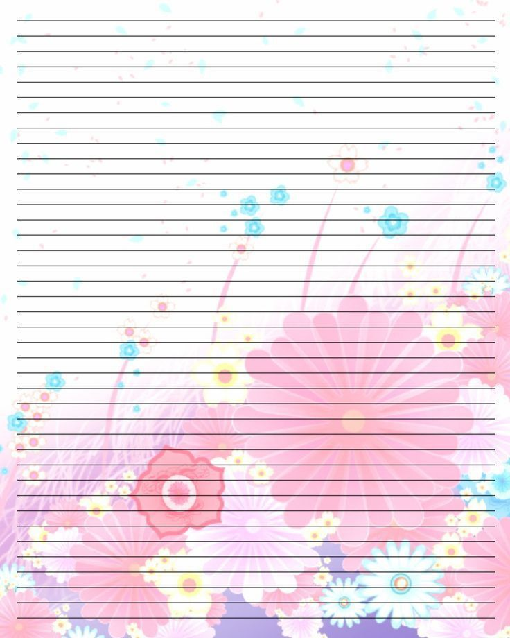 Printable Writing Lines | Manager.billybullock.us