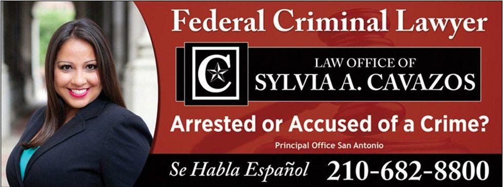 San Antonio Criminal Defense Attorney | Law Office of Sylvia A ...