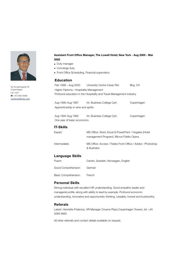 18+ [ Sample Of Office Manager Resume ] | Should My Resume Be One ...