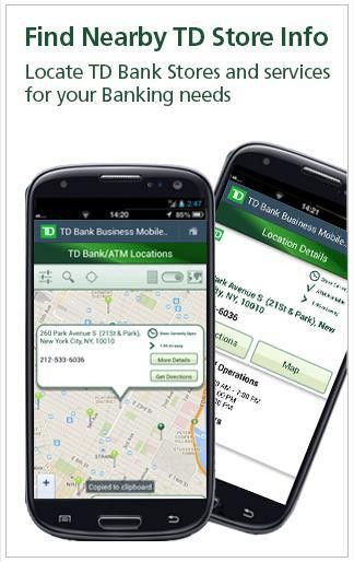 TD Bank BusinessDirect - Android Apps on Google Play