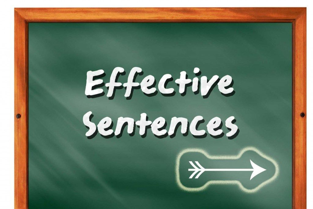 Writing Effective Sentences in Your English Essay | LetterPile