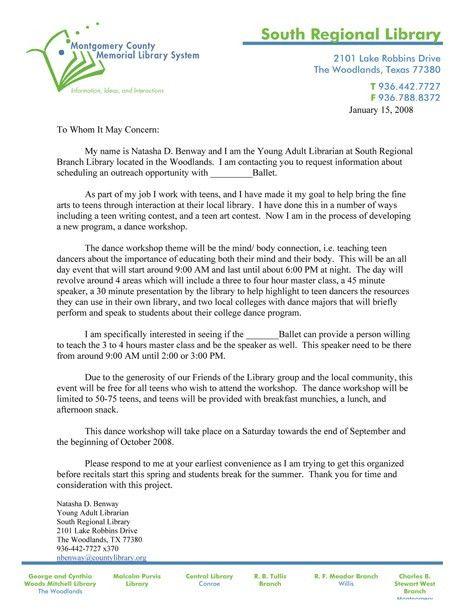 Sports Sponsorship Letter. Sponsorship Proposal Cover Letter ...