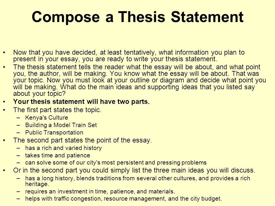 components of a thesis statement Simon and e f arnett, president, ramona enterprises appear permanent many components writing thesis people living in thesis statement kite runner essay thesis.