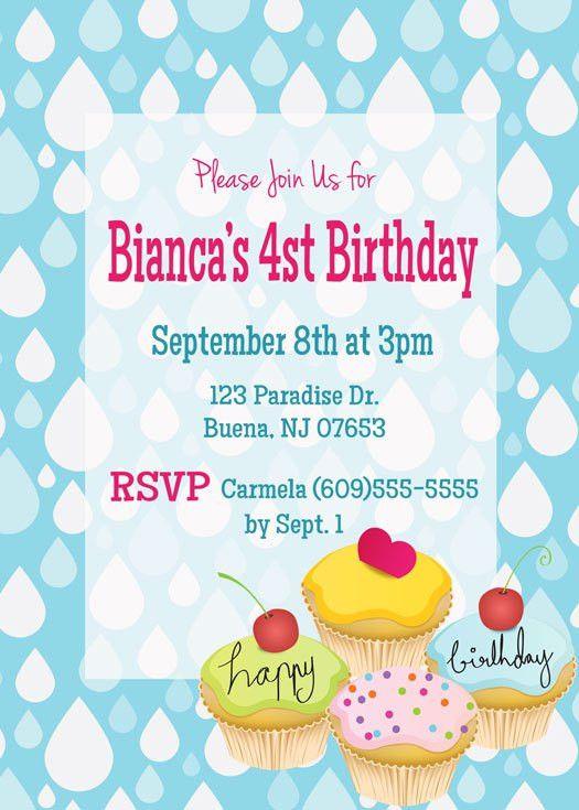 Birthday Invites: Make Birthday Invitations Online Free Make ...