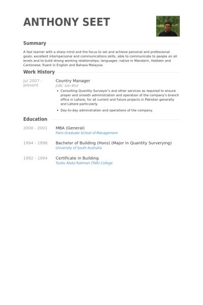 how to build a strong resume how to build a strong a