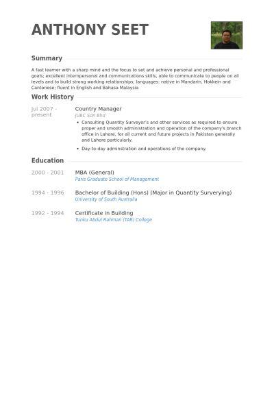 25 best ideas about good resume format on pinterest good resume ...