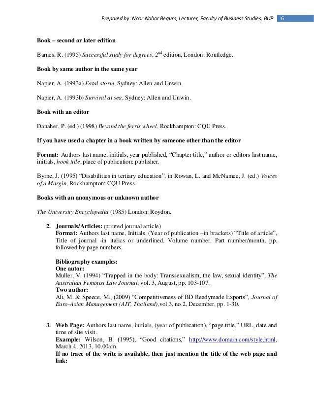 Guidlines for Intrnship Report