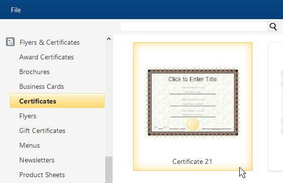 Certificate Maker | Free Online App & Download