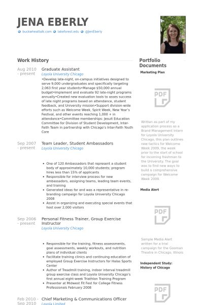 free college student resume examples template for sample ...