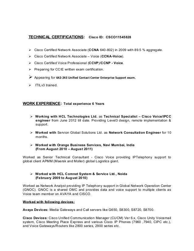 Network Administartion Cover Letter