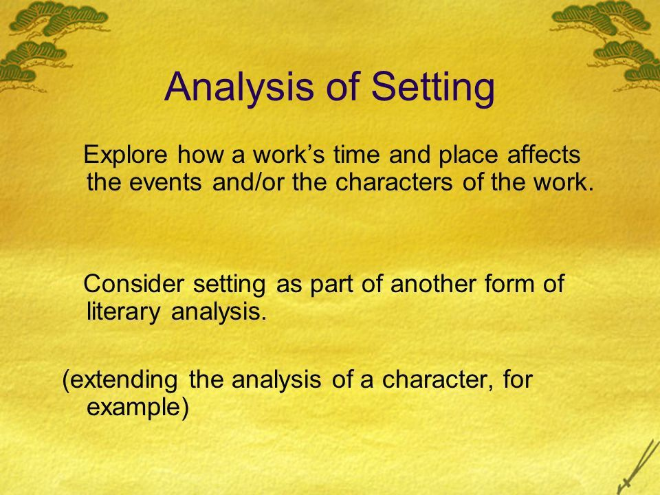 Literary Analysis For IB Assessments. - ppt download