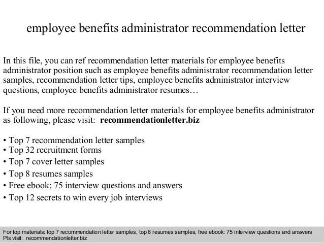hr benefits administrator. health benefits administrator ...