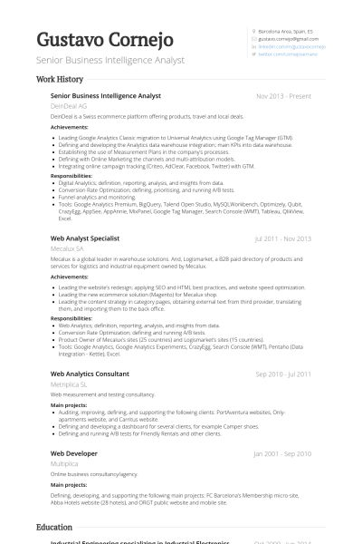 100+ [ Cio Resume ] | It Manager Resume Clever Ideas Director ...