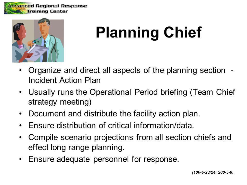 Incident Action Plan. National-Cyber-Incident-Response-Plan-27-638 ...