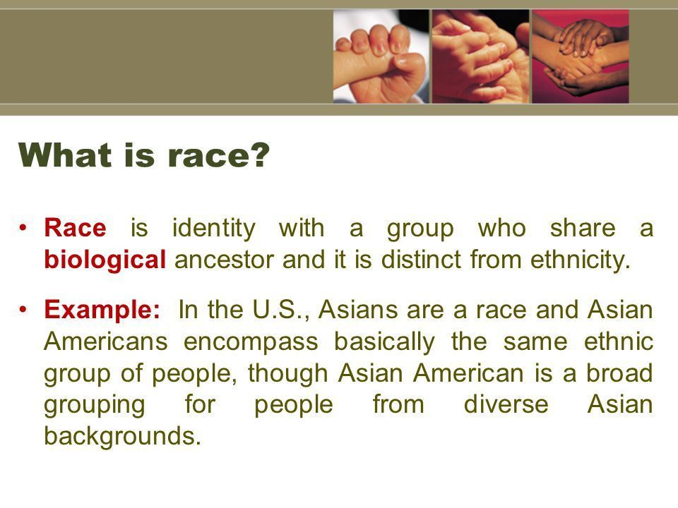 Ethnicity, Race, and Nationality - ppt download
