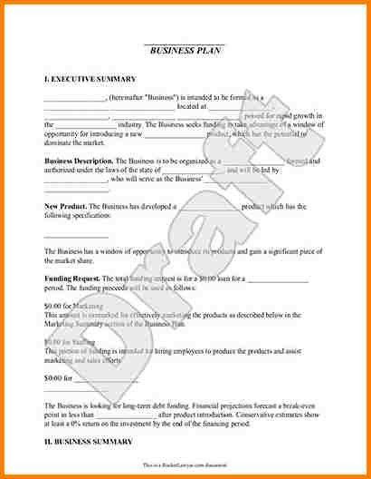 7+ business plan proposal template | artist resume