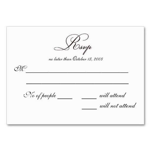 Free Printable Rsvp Cards - gameshacksfree