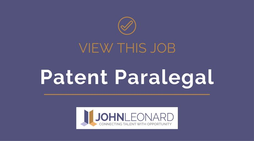 Patent Paralegal #25737