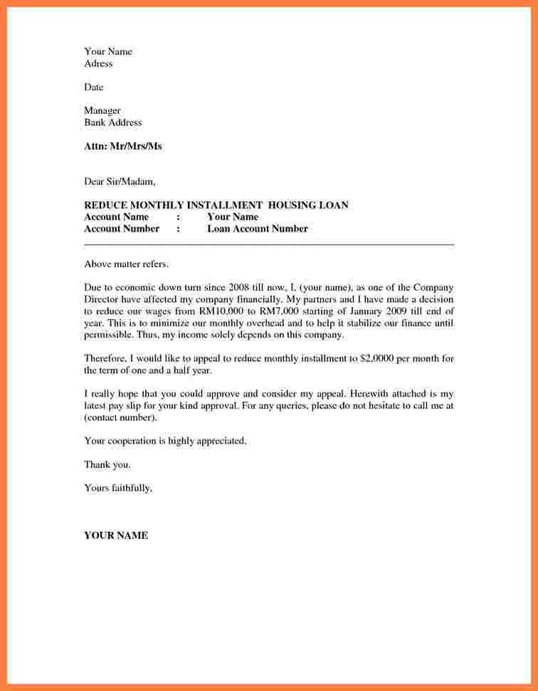 appeal letter sample of appeal letter template sample templates - Sample Letter Of Appeal For Reconsideration