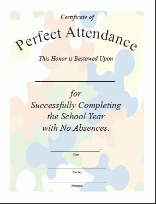 Certificates For Teachers: English and Language Awards and ...