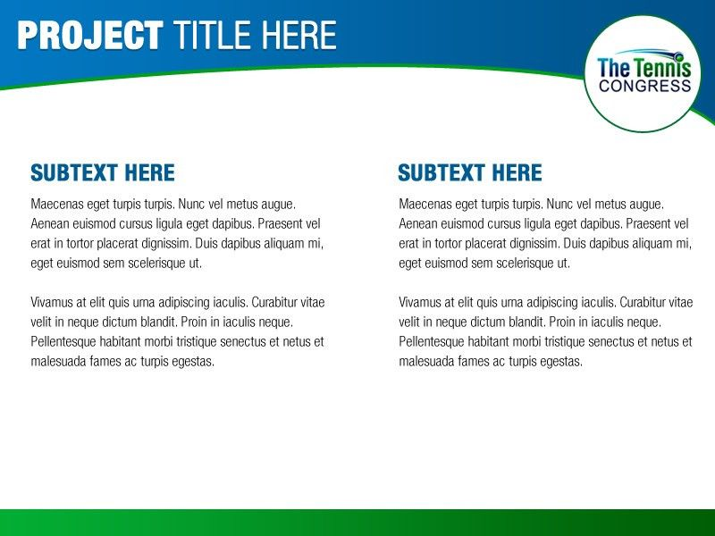 powerpoint sponsorship proposal template serious professional ...