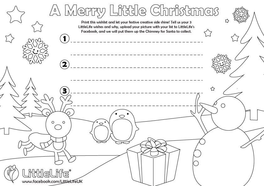 LittleLife's 2015 Christmas Competition