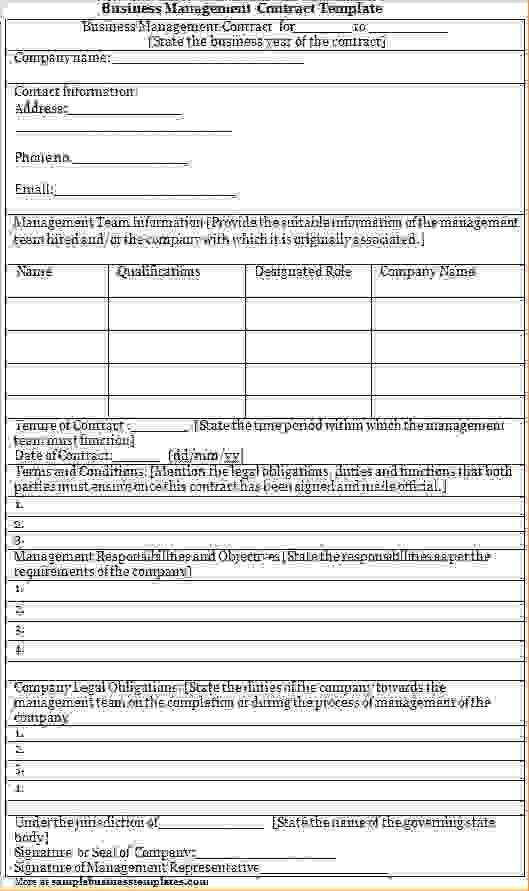 7 business contract templateReport Template Document | report template