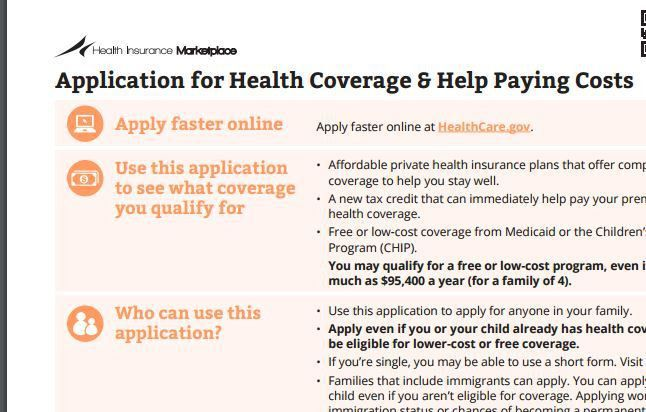 How Do I Apply for Health Insurance Through the Marketplace ...
