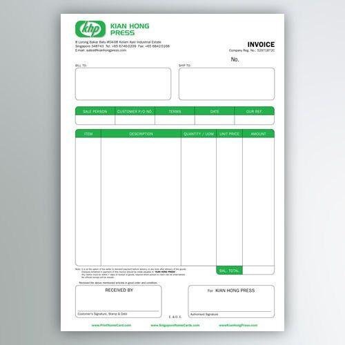 Print Sample - sample