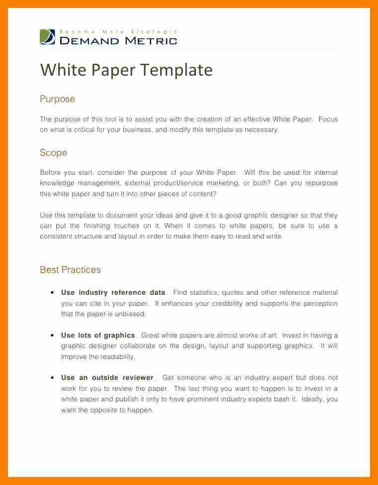 7+ whitepaper template word | biology resume