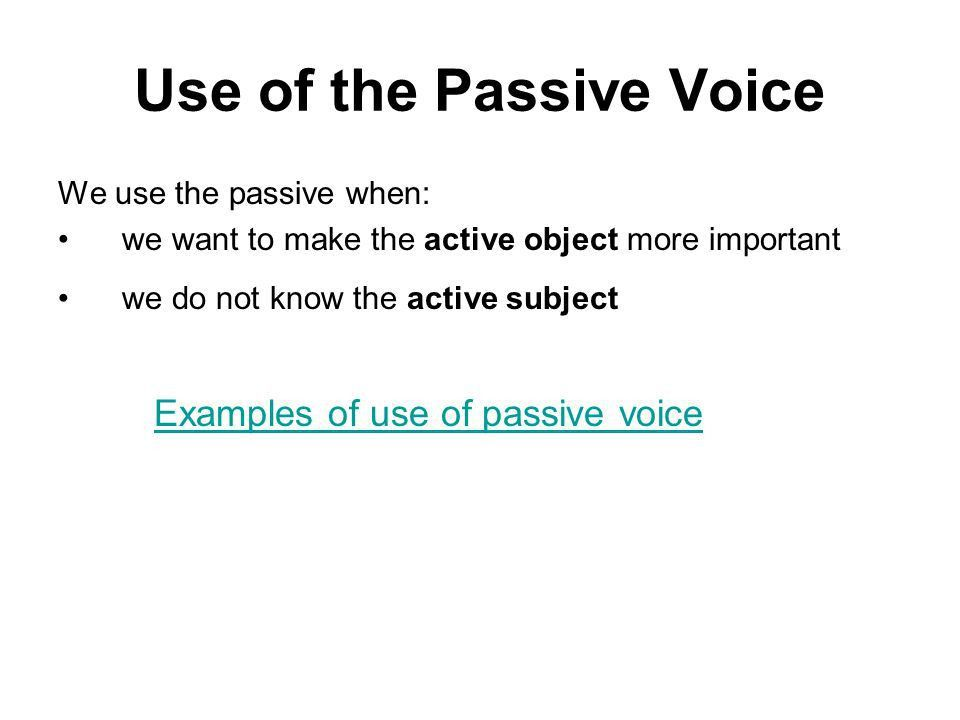 Indirect Speech Passive Voice Idioms - ppt download