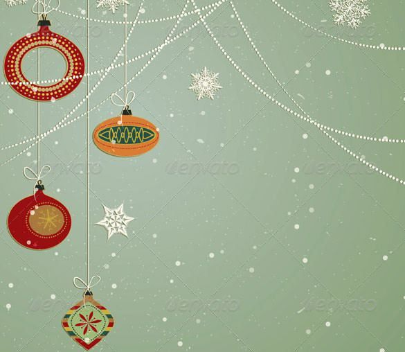 31+ Christmas Ornament Templates – Free PSD, EP, AI, Illustrator ...