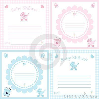 Baby Shower Invitation Template Download   THERUNTIME.COM