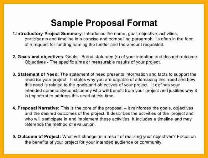 Fundraising Proposal Template | Job.billybullock.us