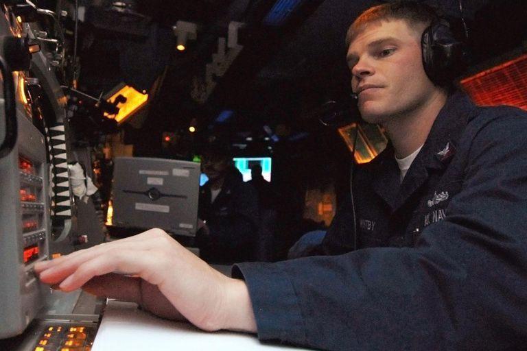 Fire Controlman (FC) Navy Job Description