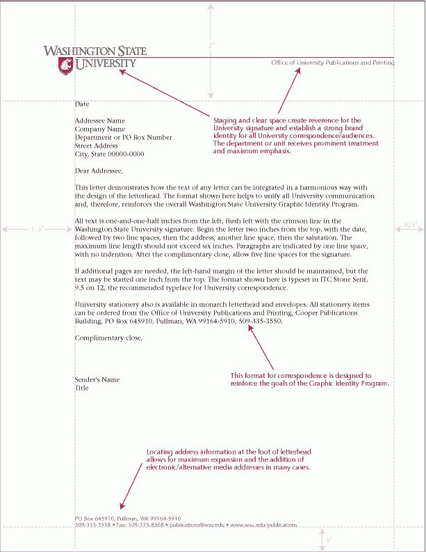 6 formal letter format with letterhead business letter head format ...