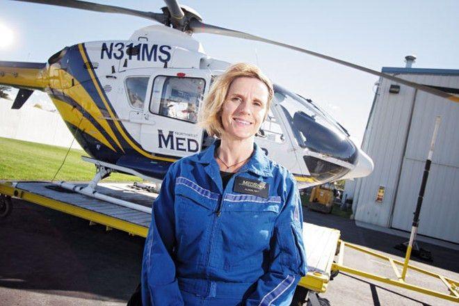 Alison Scott: Registered Respiratory Therapist with Northwest ...
