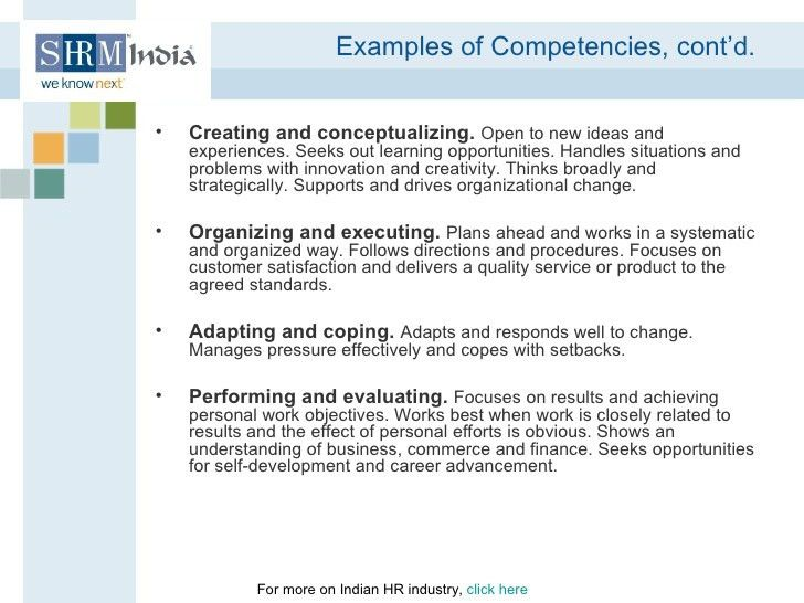 HR Knowledge: Job Analysis-Based Performance Appraisals - SHRM India
