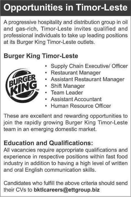 Chic And Creative Burger King Resume 7 Burger King Resume Jobs ...