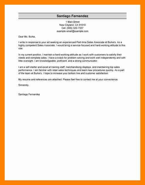 8+ cover letter for part time job   doctors signature